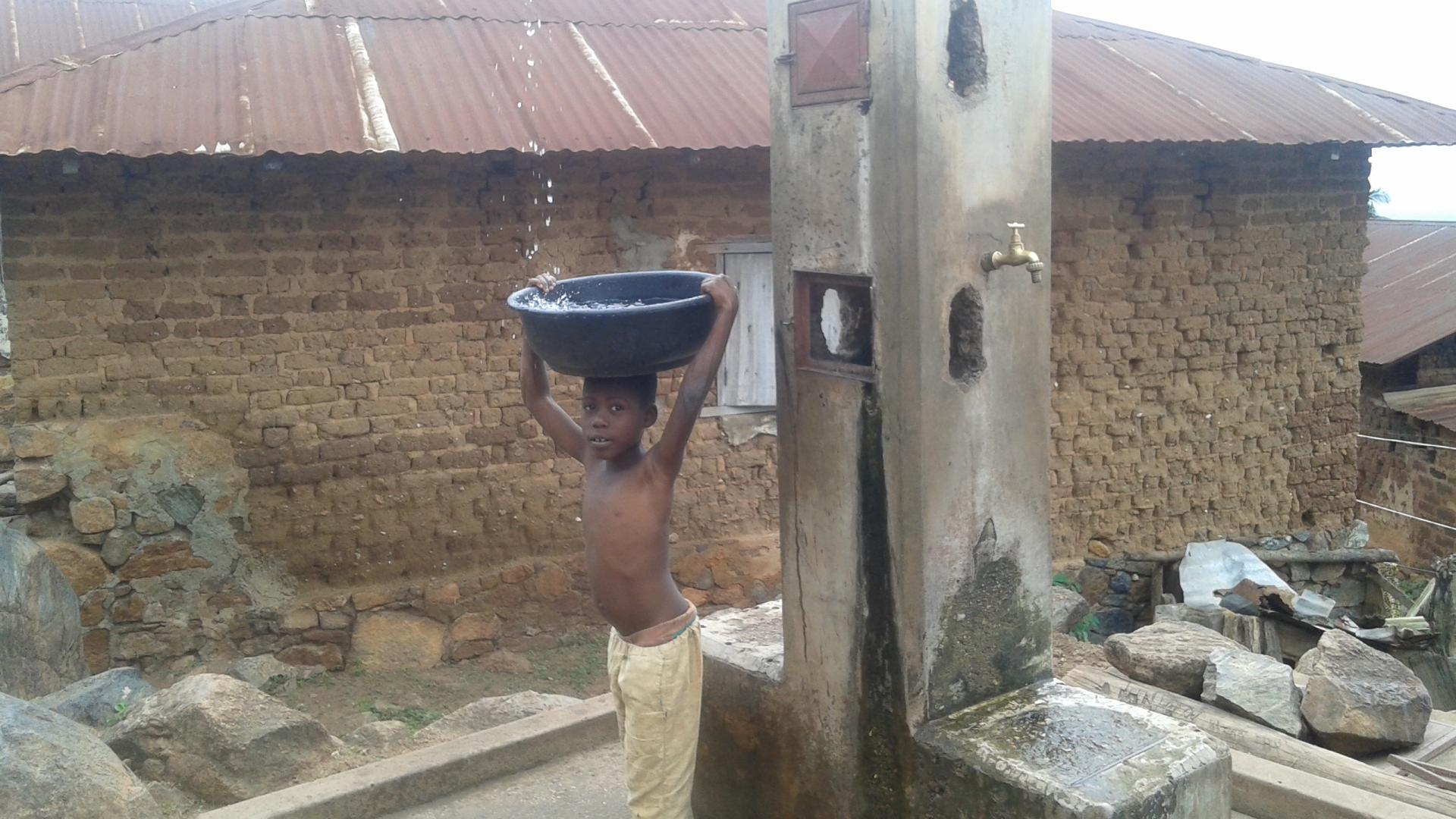 Social - Access to Drinking Water a Vital Battle.